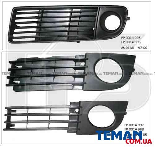 Купить Решітка пластиковаFPS 0014995
