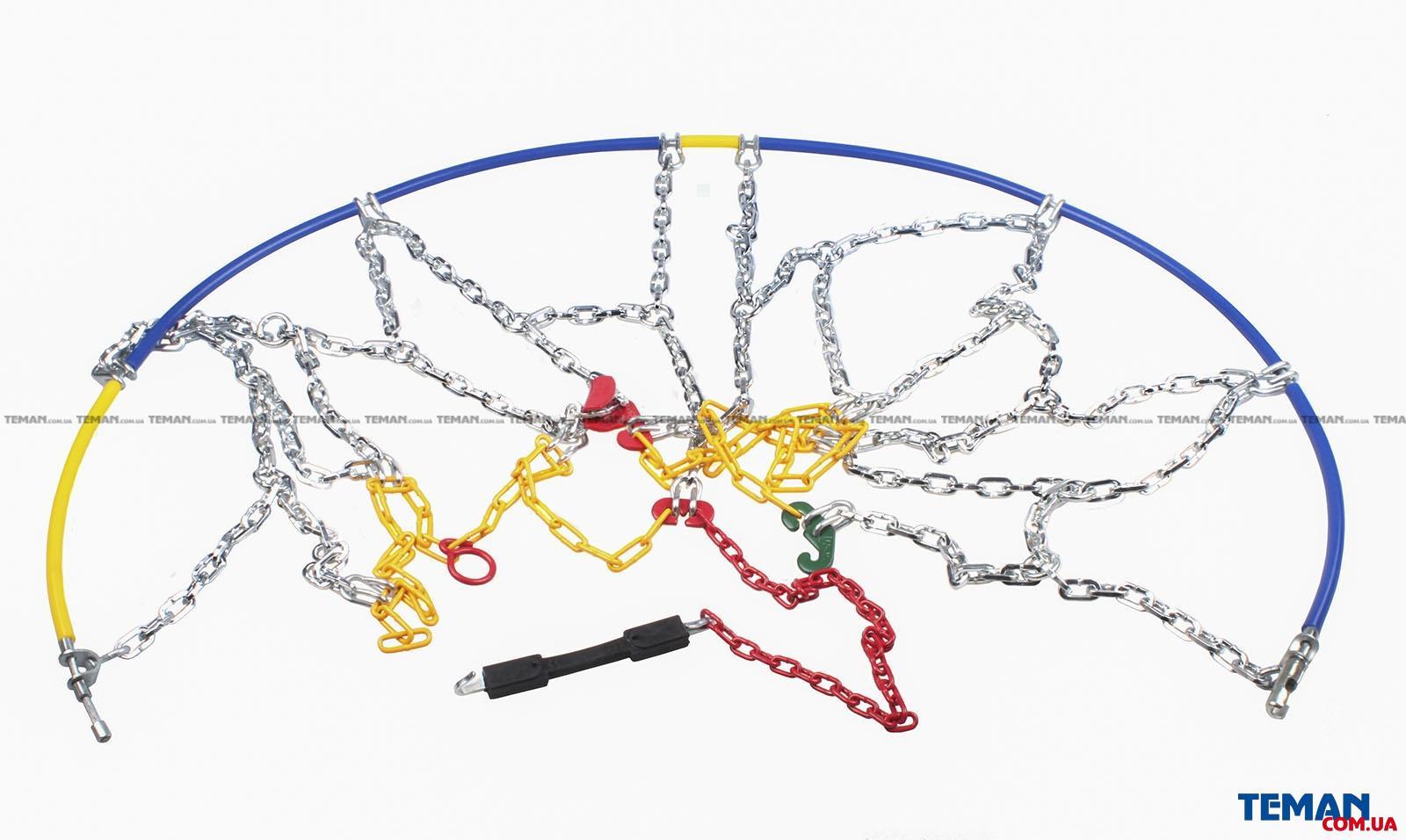 Ланцюги колісні протиковзання