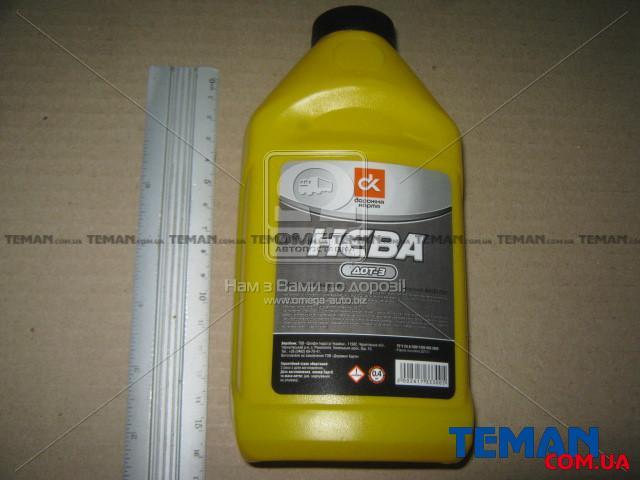 Жидкость торм. НЕВА DOT-3   (Канистра 0.5л) <ДК>