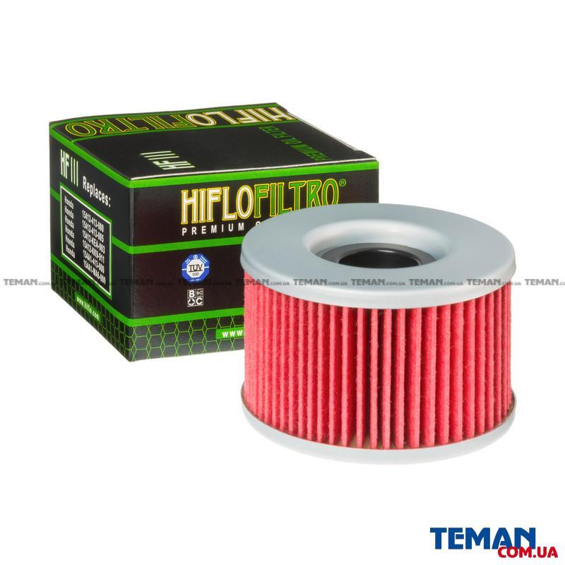 Купить Фильтр масляныйHIFLO HF111