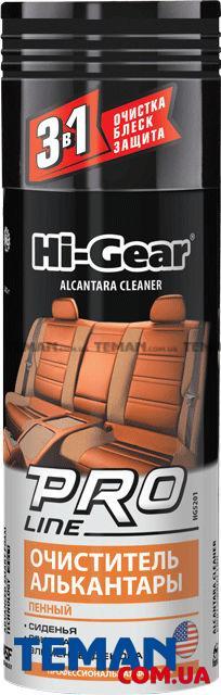 HG 5201 Очищувач алькантари (пінний), 340 г