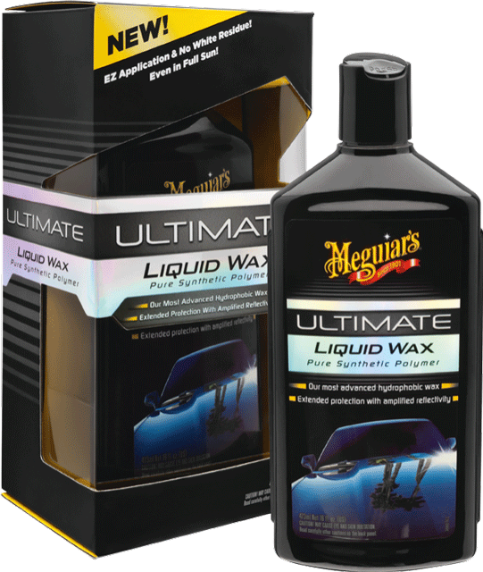 Подарочный набор жидкого воска Ultimate Liquid Wax, 473 мл