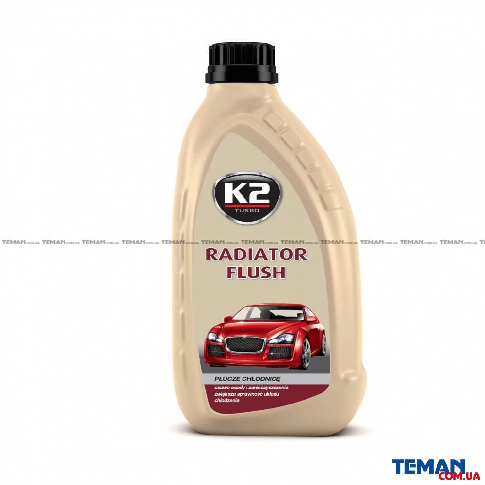 K2 RADIATOR FLUSH 400ml Промивка для радіатора