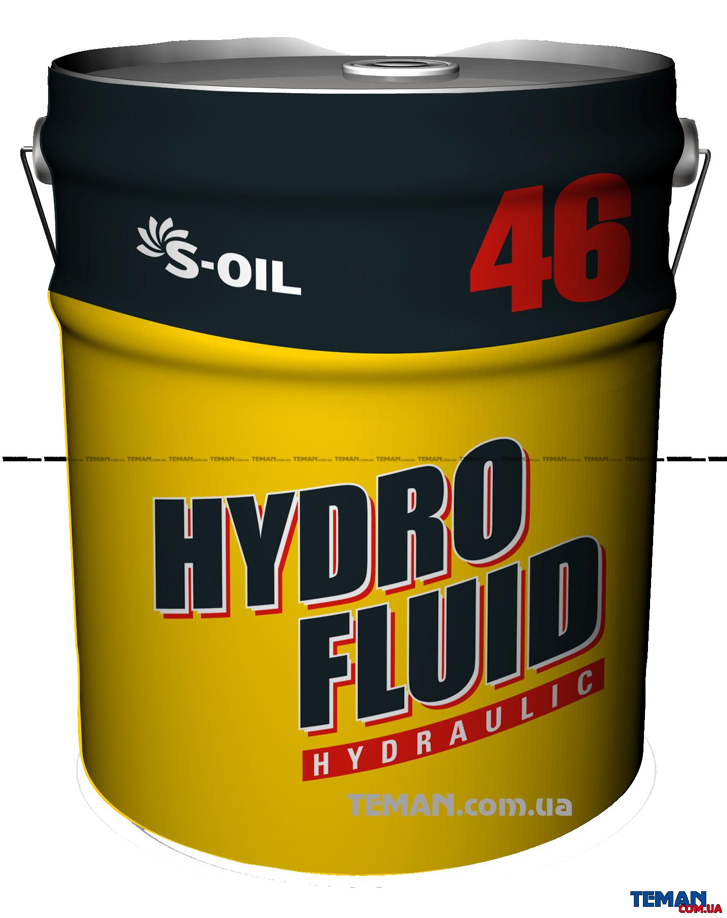 Гидравлическое масло HYDRO FLUID 46, 20 л