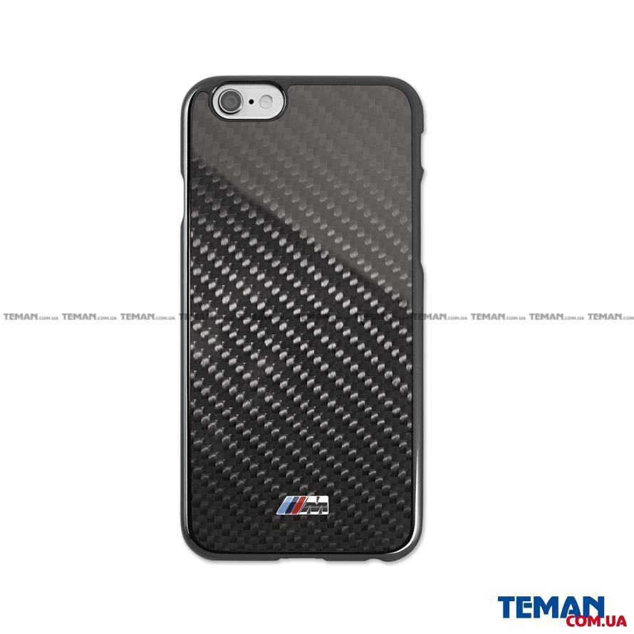 Карбоновый чехол BMW M для iPhone 6 Plus