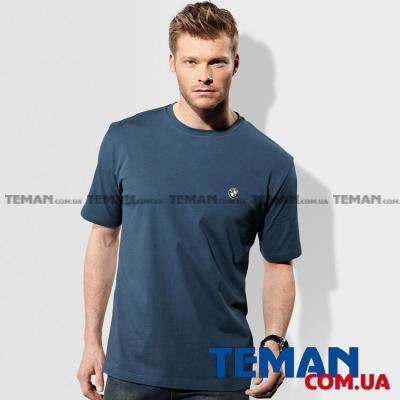 Футболка мужская BMW Men's T-Shirt Blue (S)