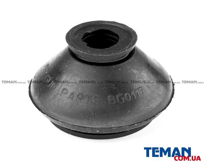 Пыльник (12х27x24) универсальный для шаровой опоры  рулевого