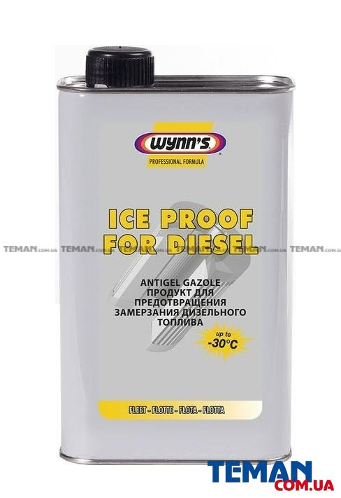 Присадка ICE PROOF FOR DIESEL 1л