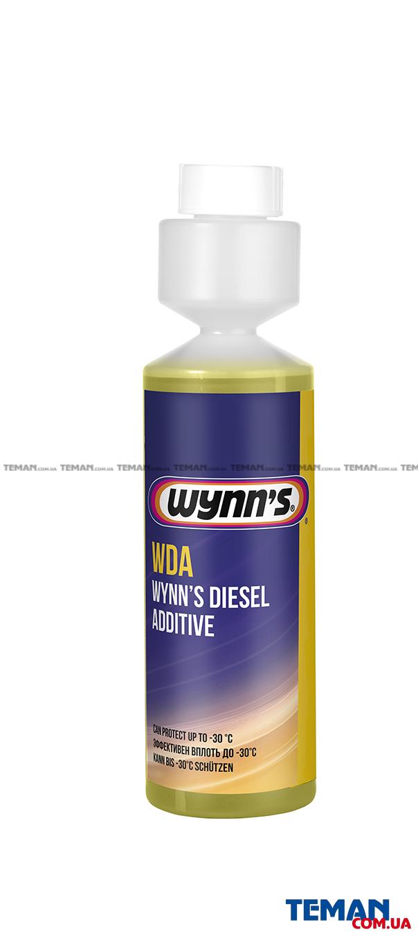 W28510 Присадка  для  дизельного палива WDA (аналог TDA Castrol) 12x250мл