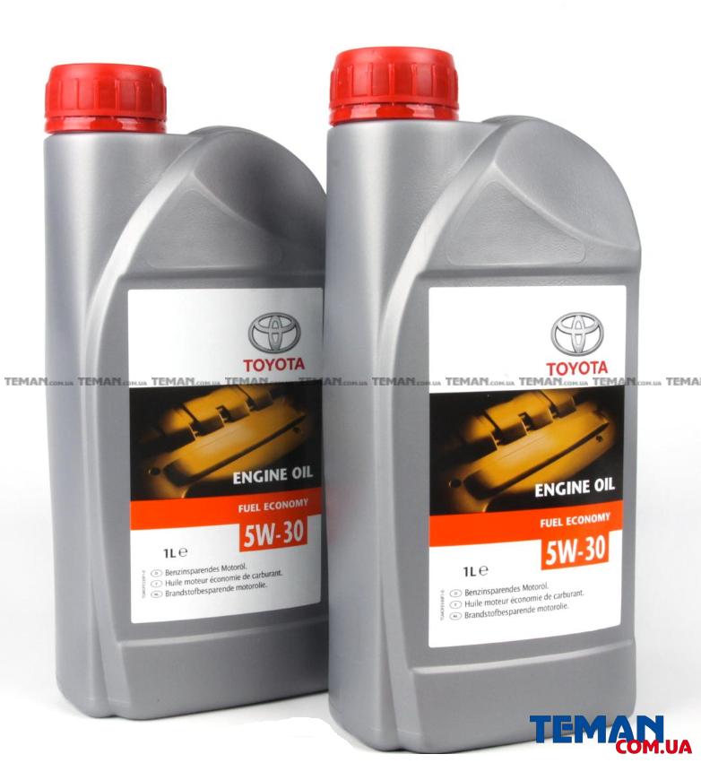 OE Toyota масло 5W30 (EU) (1л) Engine Oil