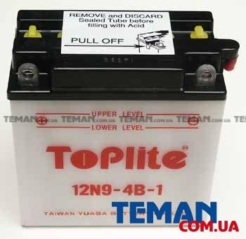 Мотоакумулятор TOPLITE
