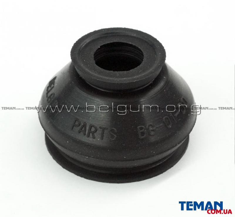 Пыльник (Ø 27х12 h 23) универсальный для шаровой опоры, рулевого наконечника