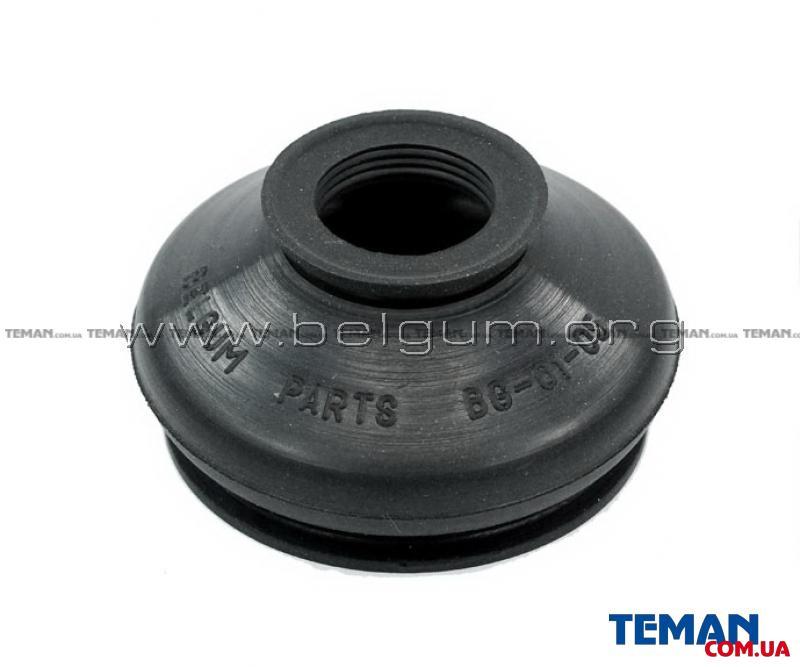 Пыльник (Ø 40х17 h 26) универсальный для шаровой опоры, рулевого наконечника