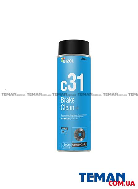 Очиститель тормозной системы BIZOL Brake Clean+ c31 0,5л
