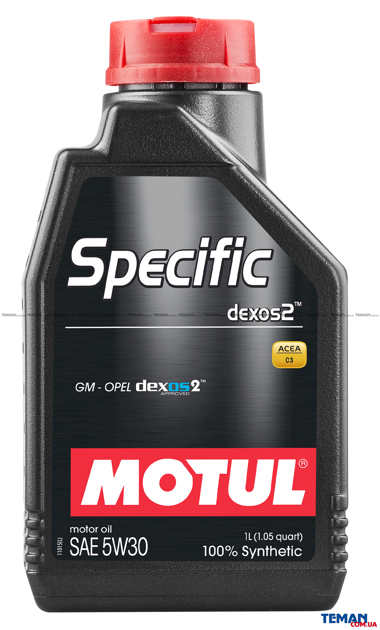 Синтетическое моторное масло SPECIFIC DEXOS2 TM 5W-30, 1 л