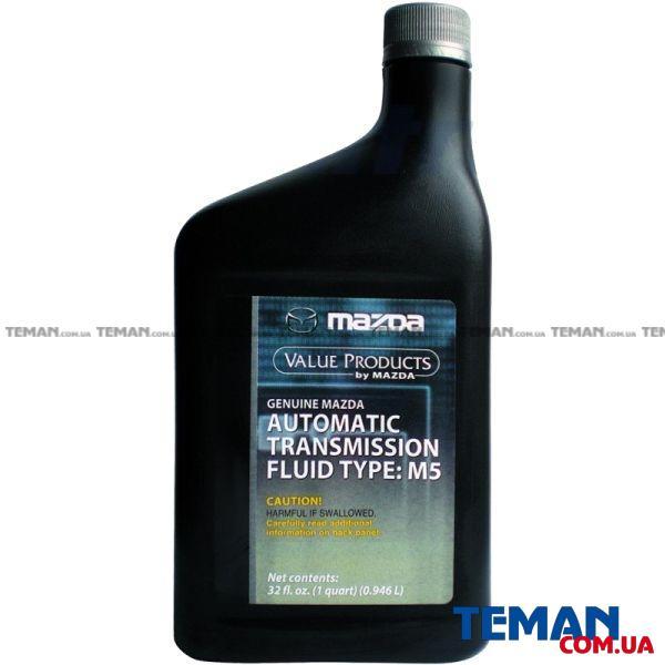 Купить Масло трансмиссионное минеральное 'ATF M-V'MAZDA 000077112E01