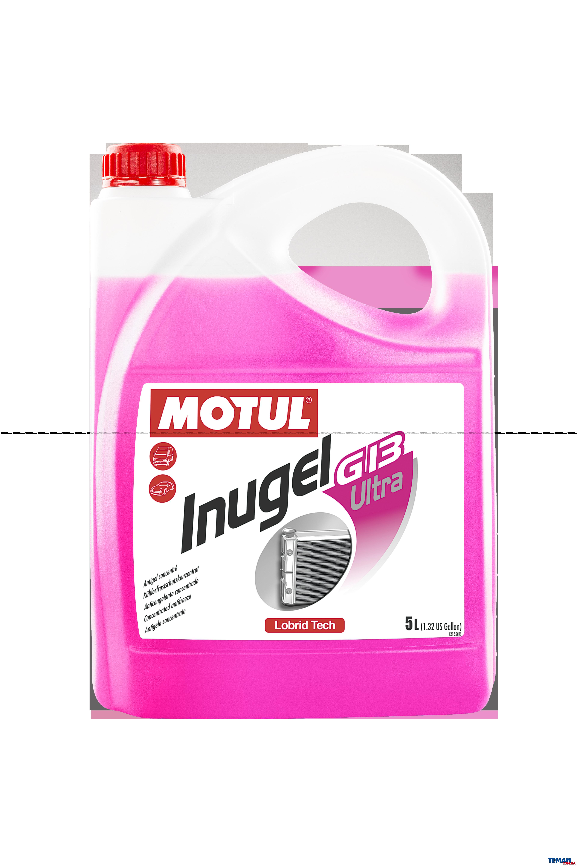 Антифриз Inugel G13 Ultra, 5 л