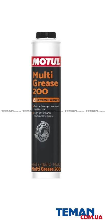 Купить Смазка универсальная Multi Grease 200, 400 грMOTUL 803714