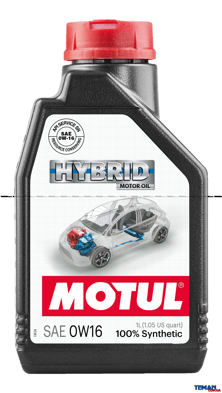 MOTUL Hybrid SAE SAE 0W16 (1L)