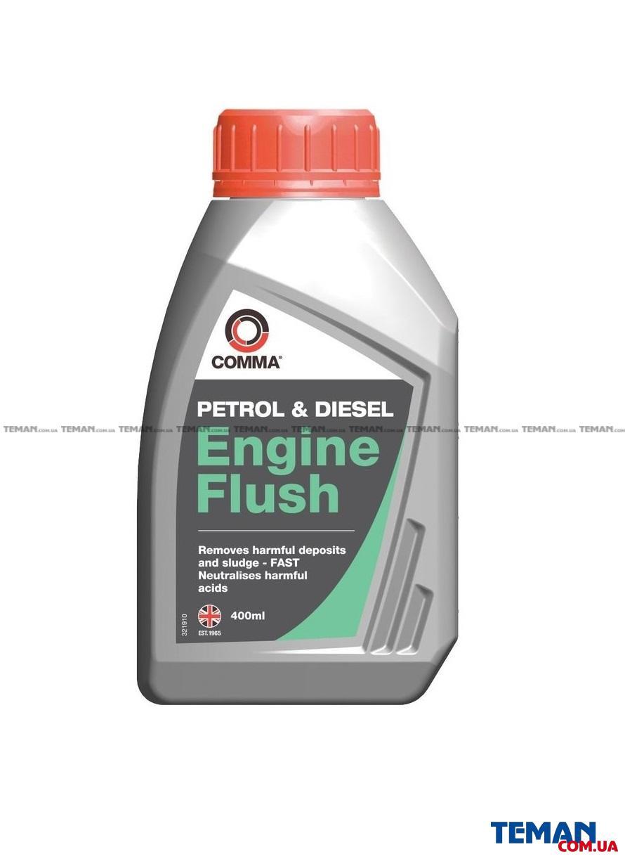 Синтетически усиленная присадка к маслу Engine Flush
