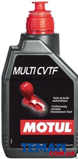 Трансмисионное масло полусинтетическое Multi CVTF, 1л