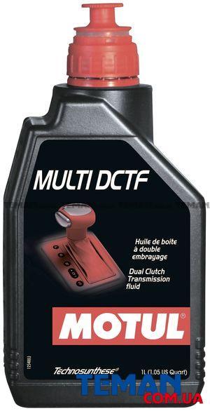 Трансмисионное масло полусинтетическое MULTI DCTF, 1л