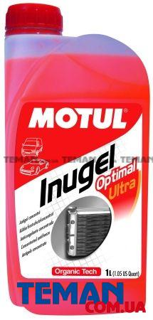 Антифриз  Inugel Optimal Ultra, 1 л