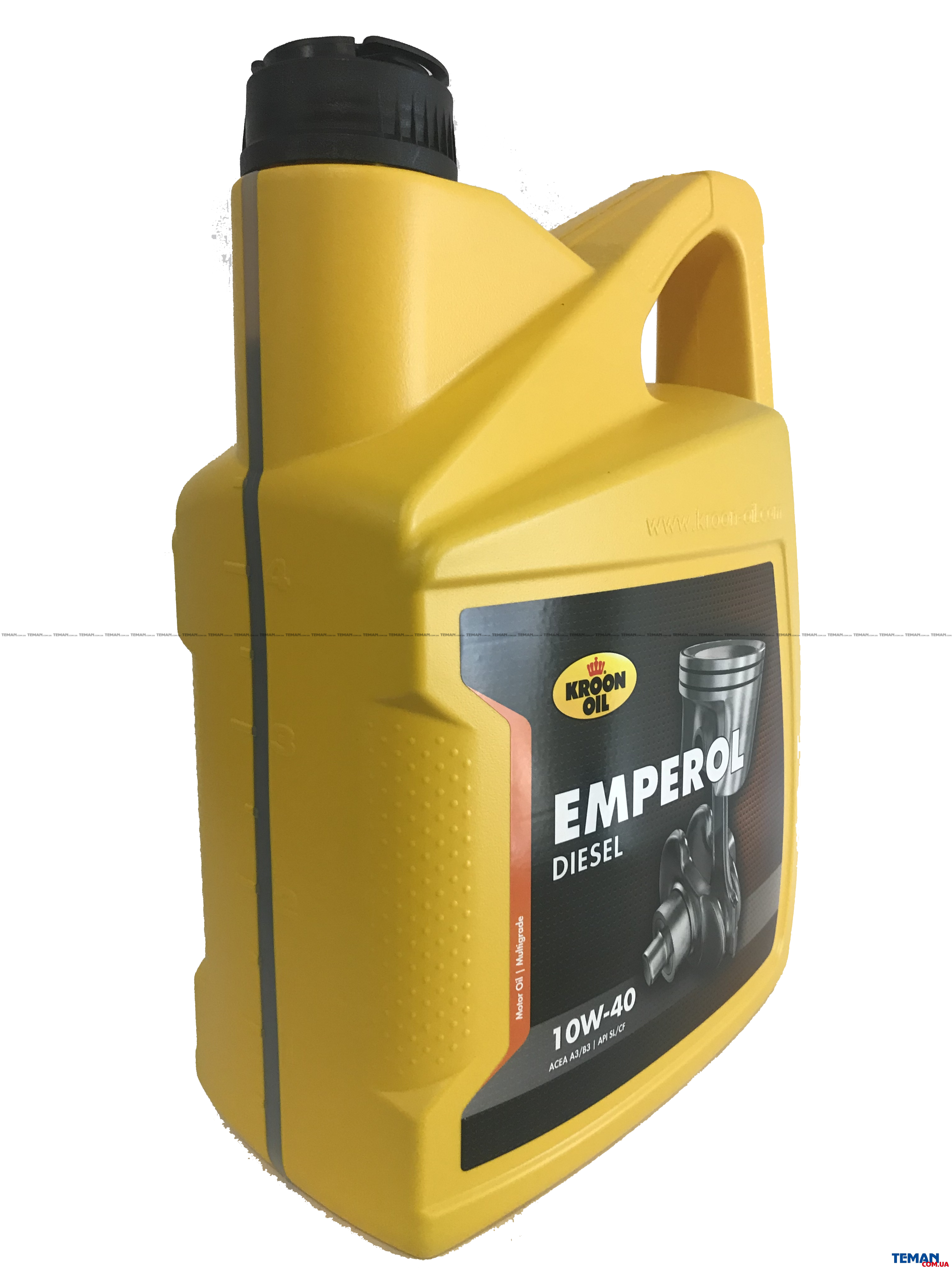 Купить Дизельное моторное масло EMPEROL DIESEL 10W-40, 5лKroon-Oil  31328