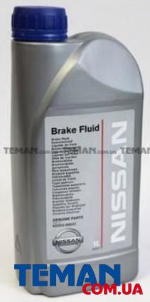Тормозная жидкость DOT4 NISSAN