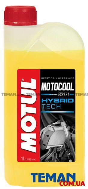 Купить Антифриз  Motocool Expert -37°C, 1 лMOTUL 818701