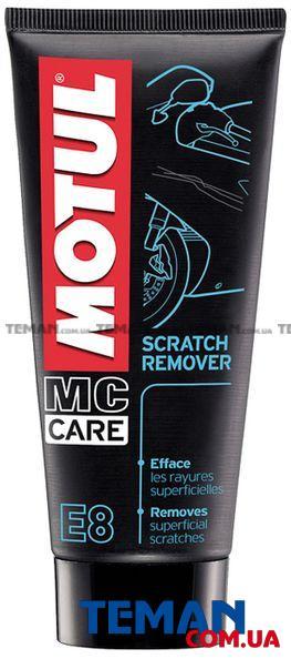 Средство для удаления неглубоких царапин E8 Scratch Remover, 100 мл