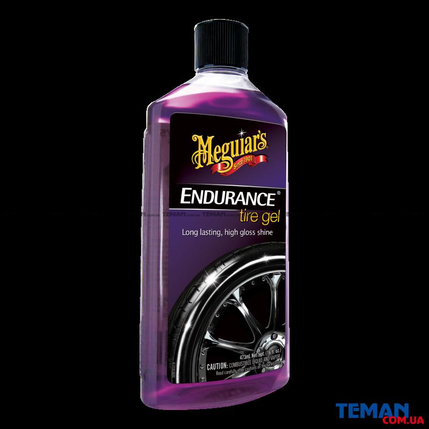 Очиститель шин Endurance Tire Gel, 473мл