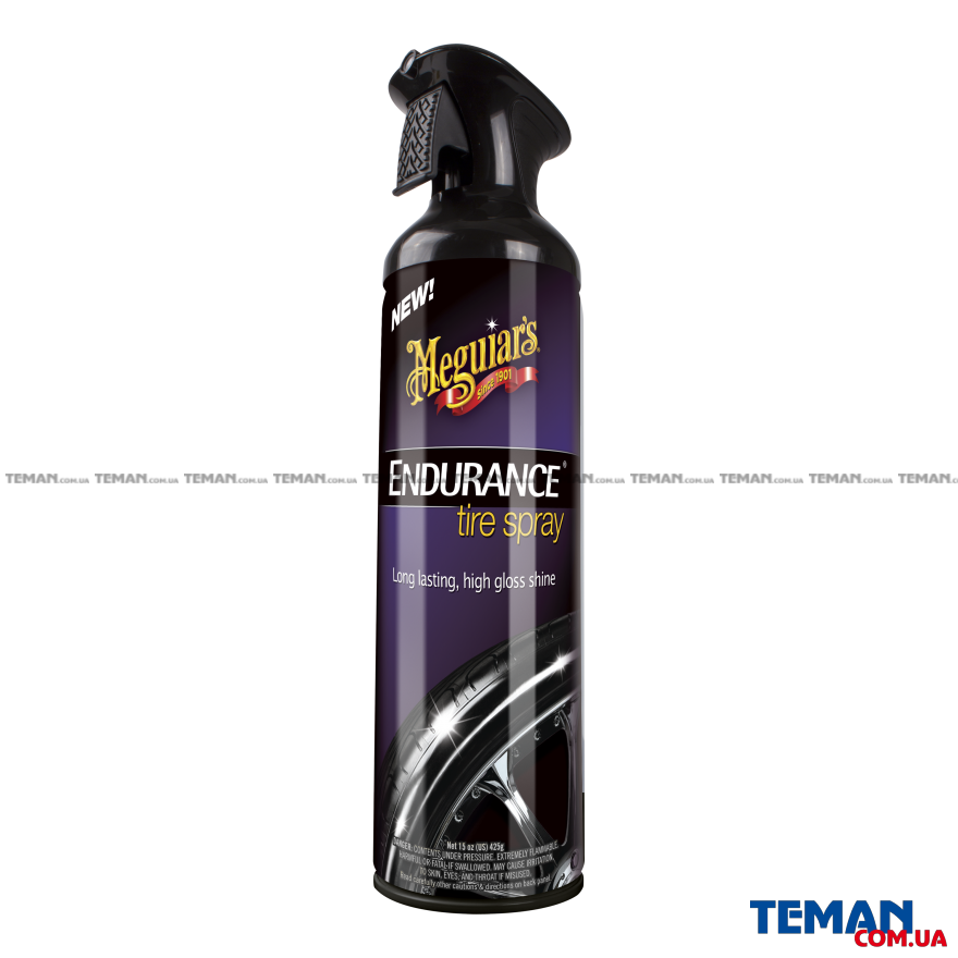 Спрей кондиционер спрей для шин Endurance Tire Spray, 425 мл