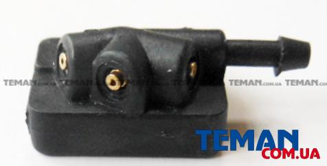 Купить Форсунка омывателя стекла MB Sprinter/VW LT 96-06 (на щетку)SPC 0008601547