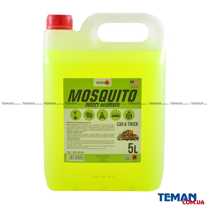 Очиститель от насекомых MOSQUITO, 5л.