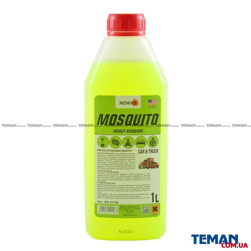 Очиститель от насекомых MOSQUITO, 1л.