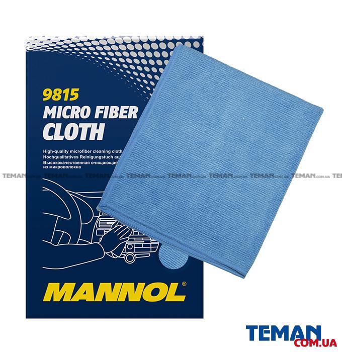 Купить Салфетка очищающая Micro Fiber ClothMANNOL 9815