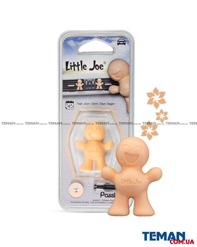 Ароматизатор на обдув Little Joe PASSION (бежевий)