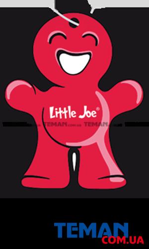 Ароматизатор паперовий Paper Joe CHERRY (червоний)