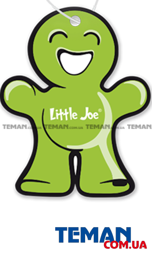 Ароматизатор паперовий Paper Joe GREEN TEA (зелений)