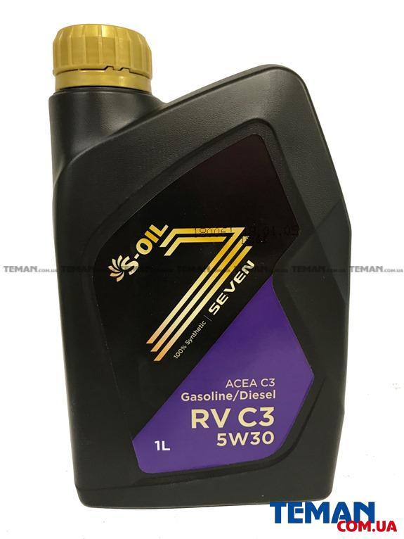 Универсально моторное масло Seven RV C3 5W30, 1л