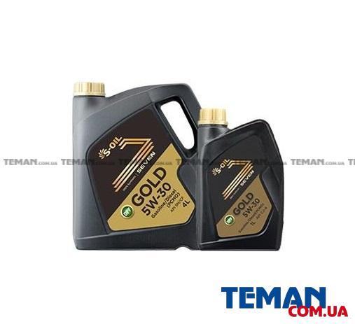 Синтетическое  моторное масло SEVEN GOLD 5W30