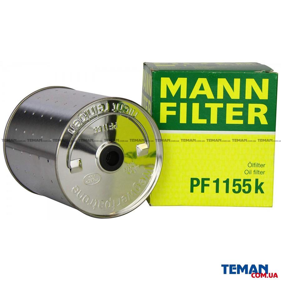 Фильтрующий элемент масляного фильтра MB LP, T/2L