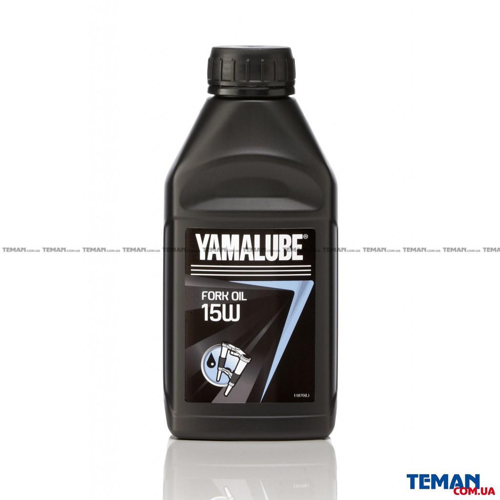 Олива гідравлічна(для амортизаторів) YAMALUBE FORK OIL 15W 0.5L, шт