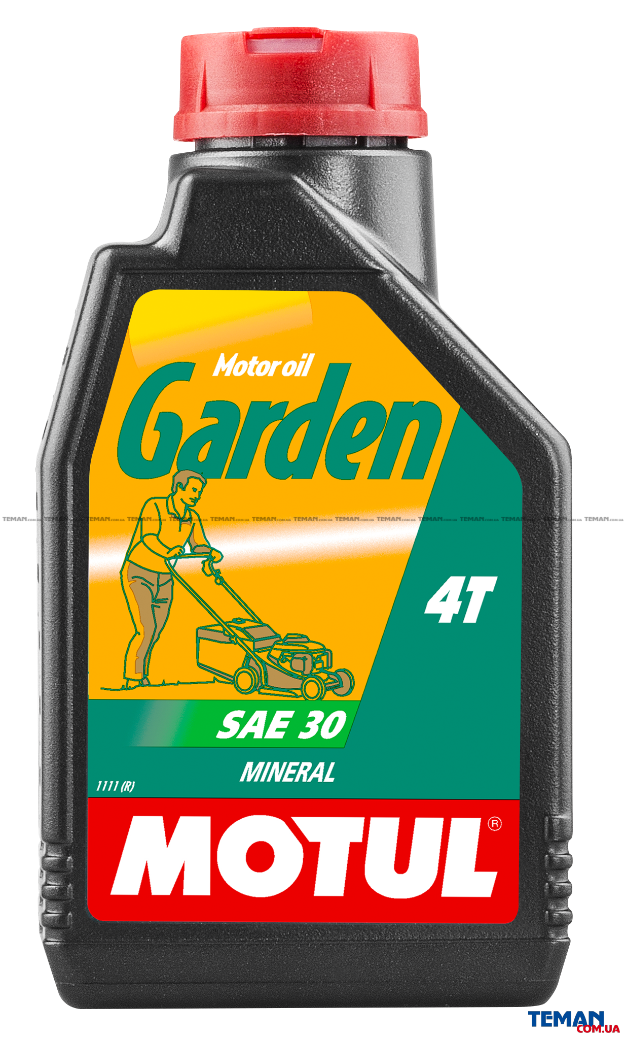 MOTUL Garden 4T SAE 30 (0,6L)