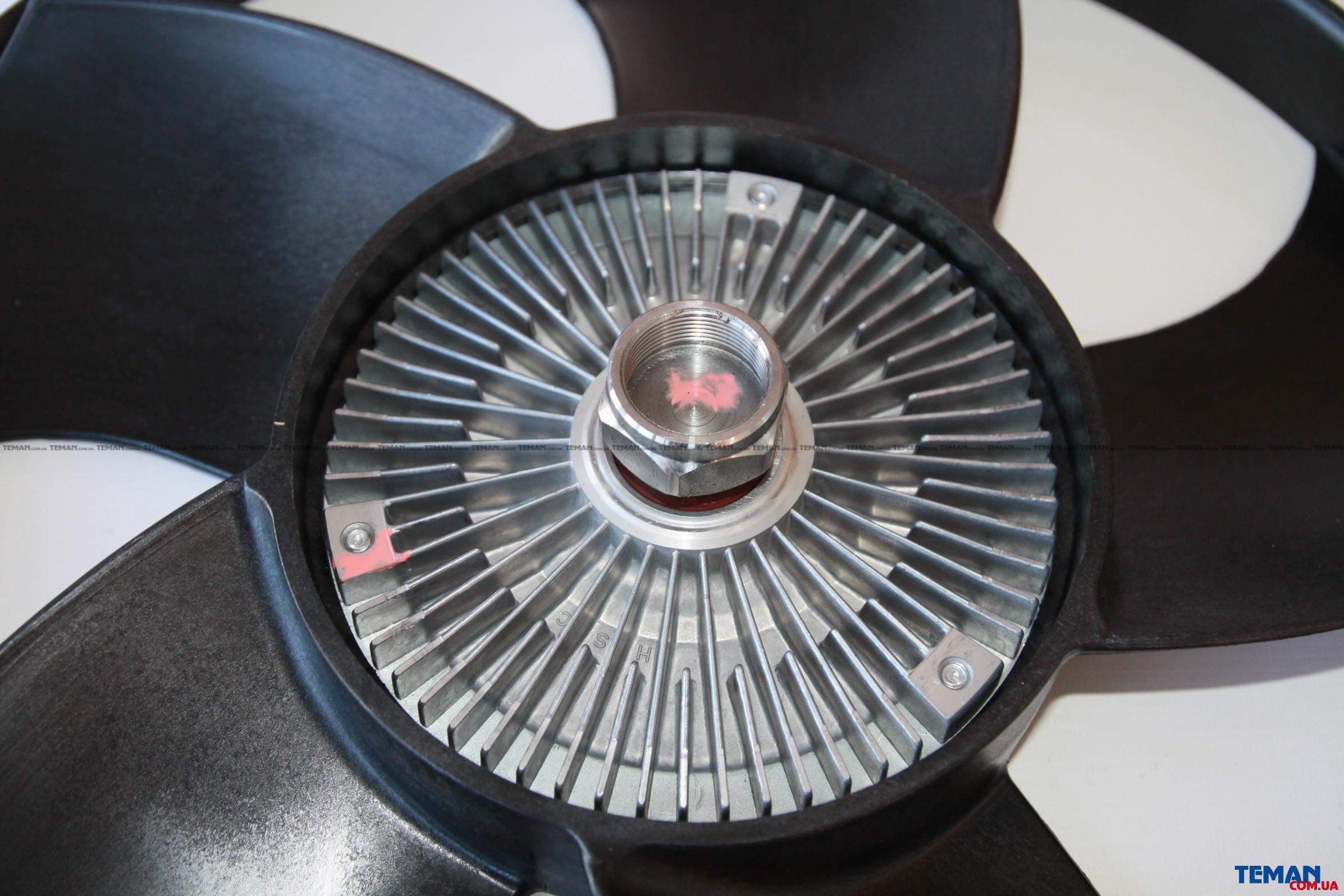 Купить Муфта вентилятораROTWEISS 0002007323