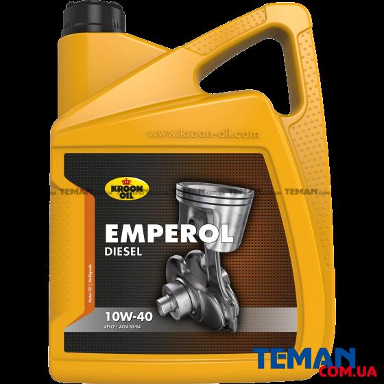Дизельное моторное масло EMPEROL DIESEL 10W-40, 5л