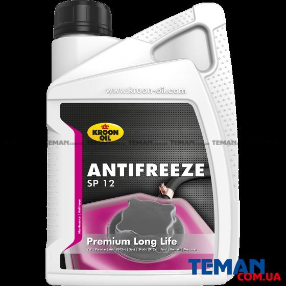 Антифриз, Kroon oil Antifreeze SP 12,  1л
