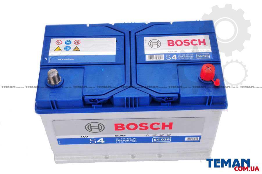 Купить Аккумуляторная батареяBOSCH 0092S40280 Нисан cherry iii (n12)