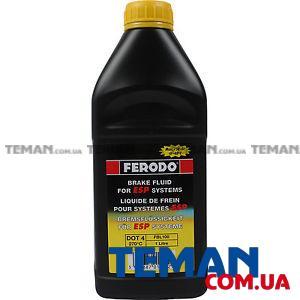 Тормозная жидкость ESP DOT4